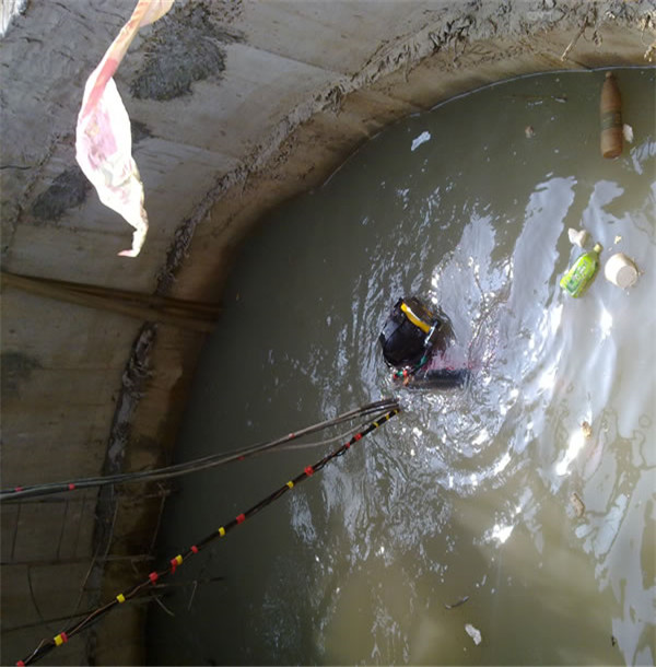 广州市潜水工程施工公司