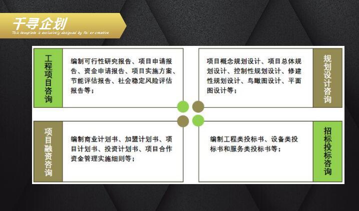 吉水千寻团队项目资金申请报告精写文案