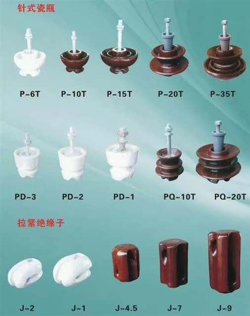 高压针式瓷瓶P