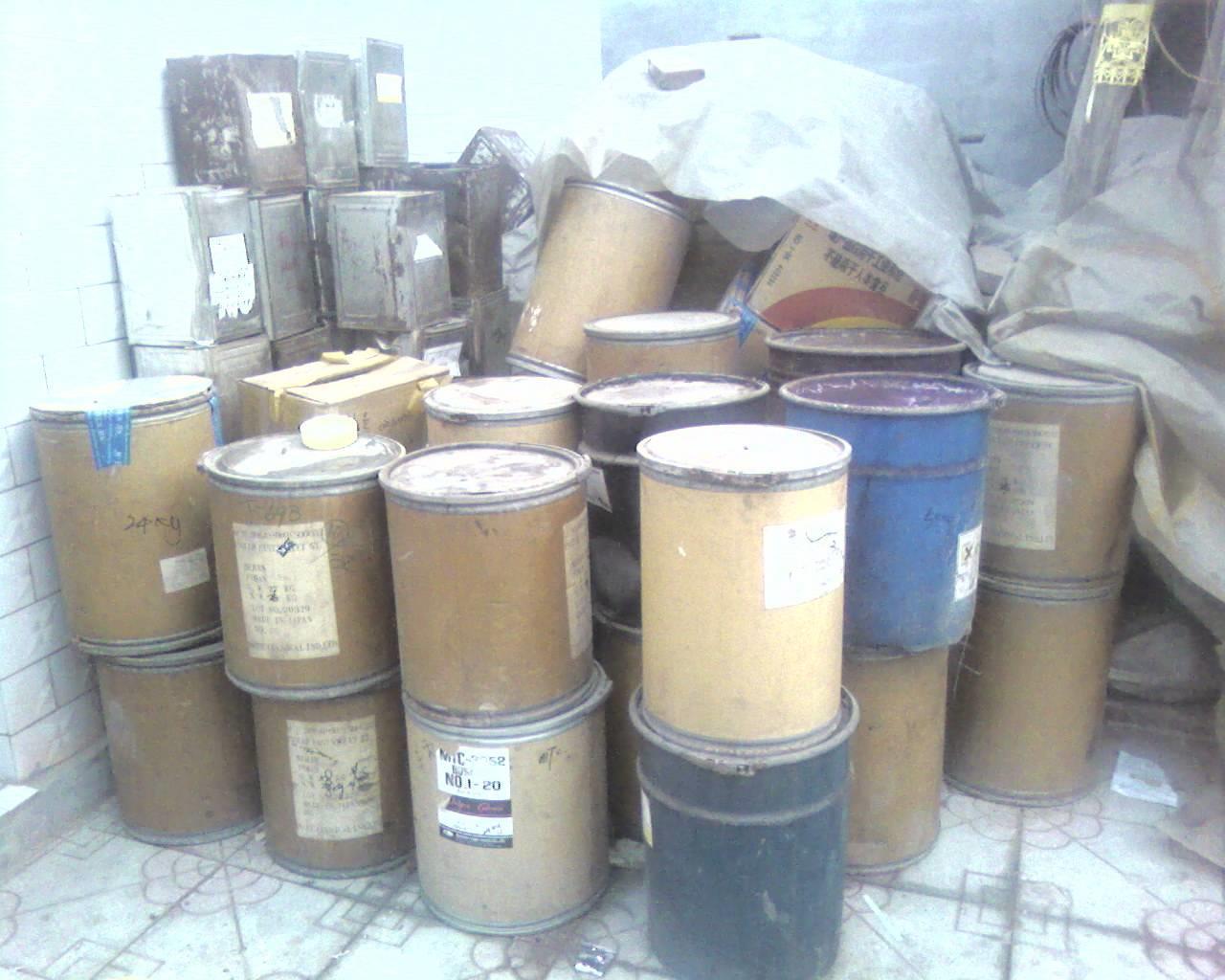 惠州惠东哪里回收油漆价格