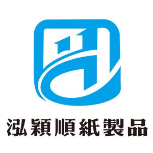 青岛泓颖顺纸制品有限公司Logo