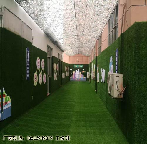 香河县围挡塑料草坪新闻资讯