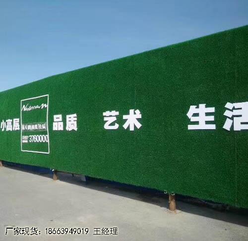 墙壁假草坪德兴每平米造价