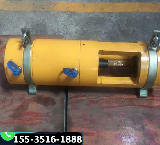 内蒙阿拉善电动油泵千斤顶锚具优质钢绞线挤压机厂商