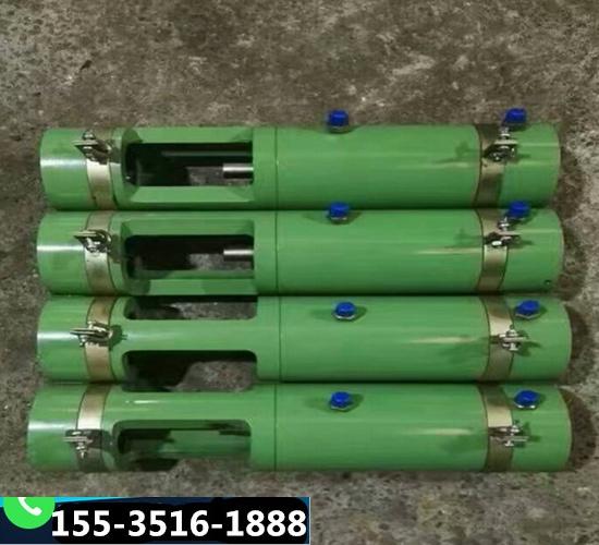 山西大同电动油泵千斤顶锚具预应力筋用挤压机