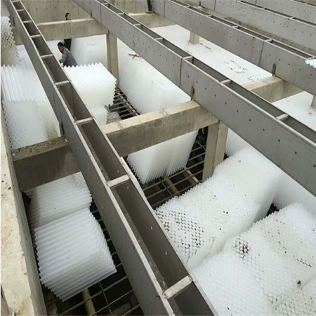 资讯-嘉峪关--电厂水处理蜂窝斜管