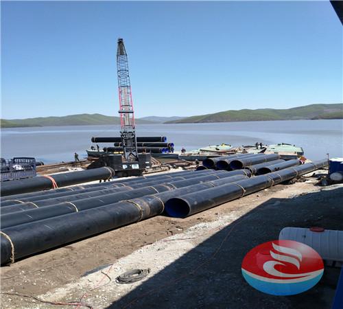 红岗供水管道水下安装-过河水下管道安装公司