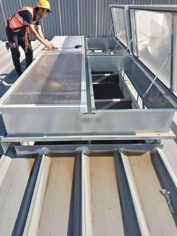 北京电动采光排烟天窗工程安装一级资质