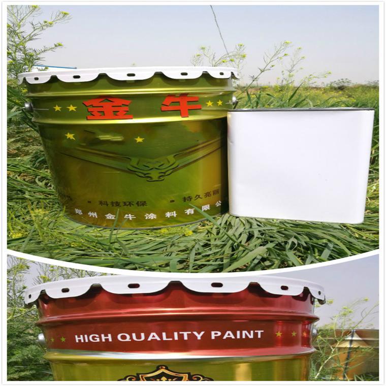 安庆防锈油漆 双牛丙烯酸面漆供应商