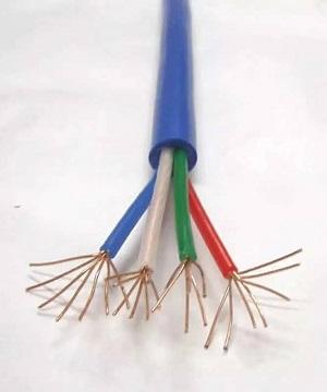 临洮县MHYVP铜丝编织屏蔽信号电缆哪家质量好
