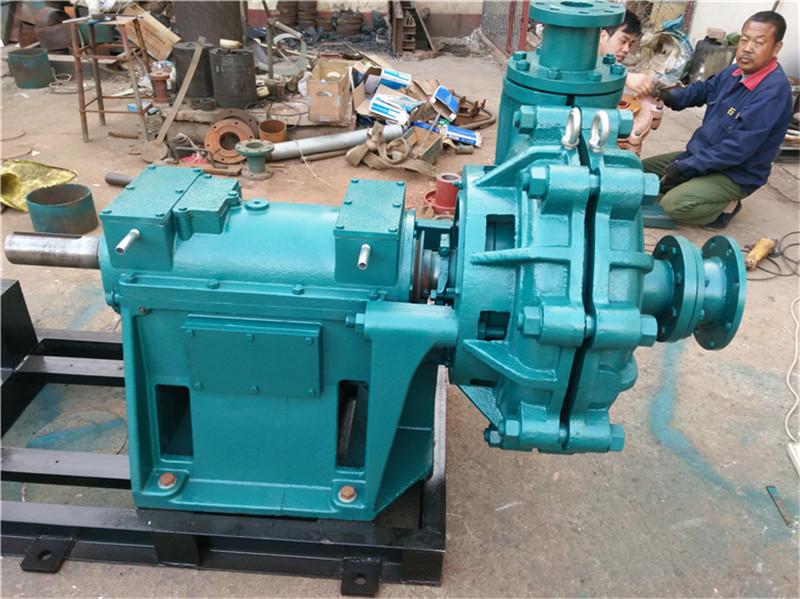 临汾200ZGB(P)-740耐磨离心式渣浆泵厂家供应S/SH泵