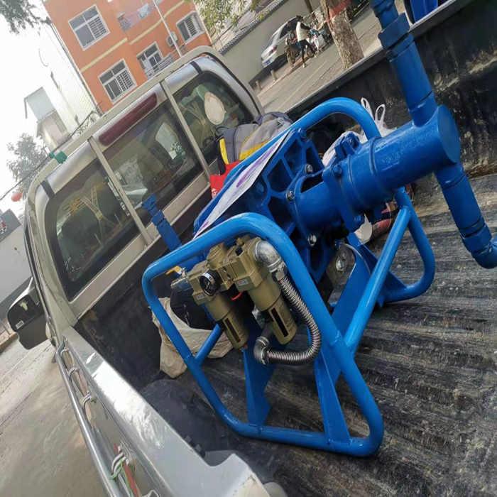广西壮族自治区玉林市3zbq-5 18气动注浆泵产品尺寸