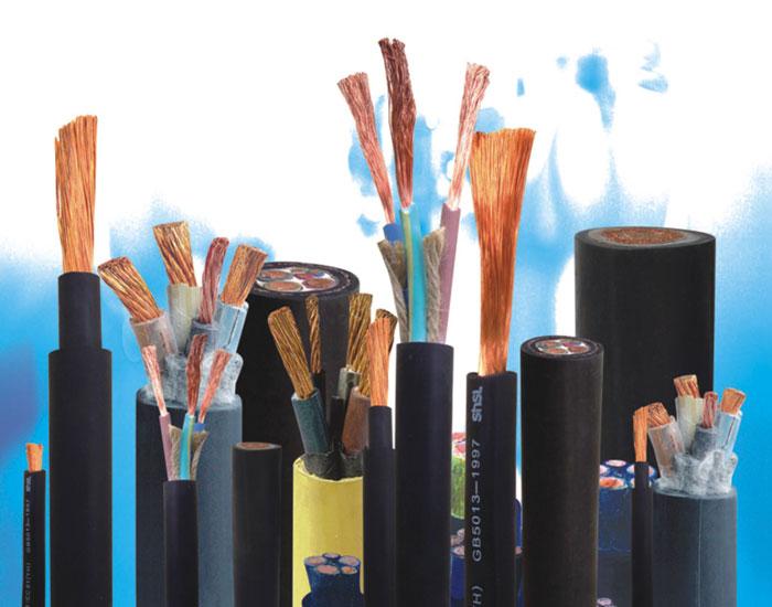 绍兴重型橡套电缆图片