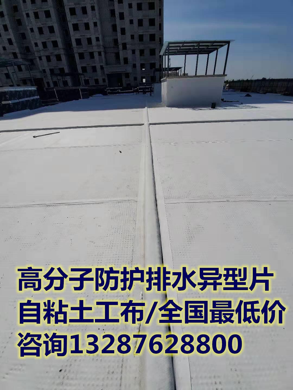 【广元防护排水异形板自粘土工布】(专业施工队伍)