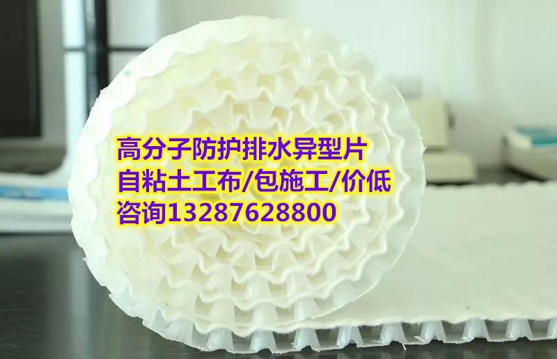 【长春14高排水异型片粘布】(专业施工队伍)