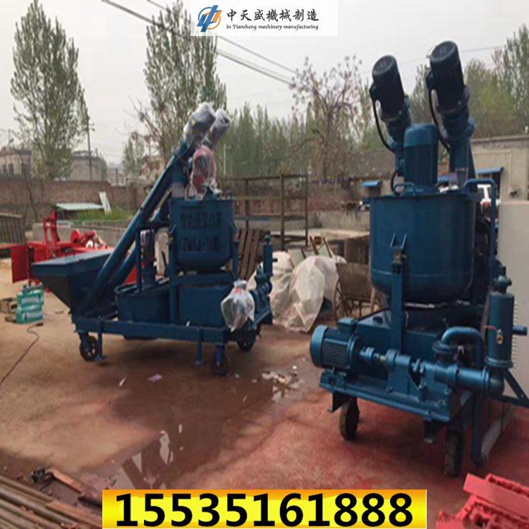 資訊:安徽宿州預應力孔道灌漿預應力智能壓漿臺車