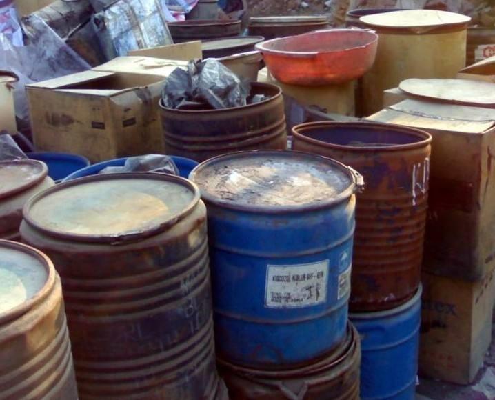 内蒙古乌兰察布长期回收过期油漆多少钱