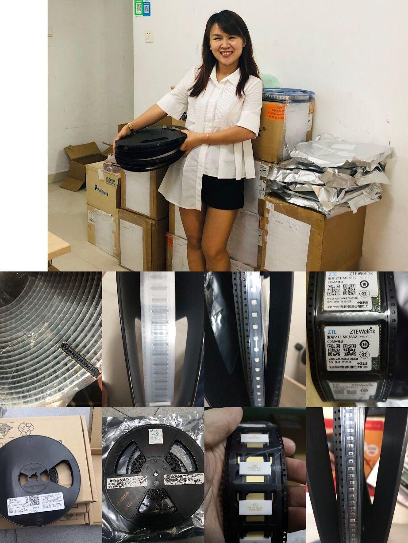东莞沙田进口连接器回收 字库回收实力公司