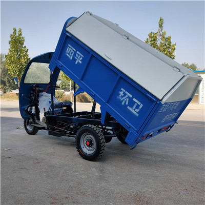 沙湾卸式垃圾车厂家