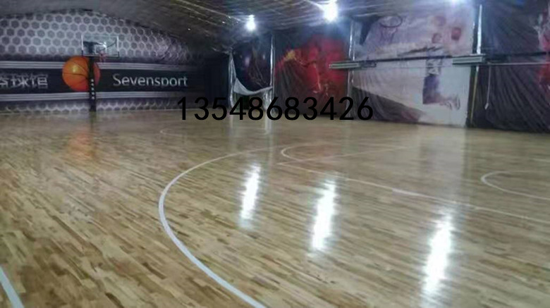 阳新县室内篮球体育场木地板批发