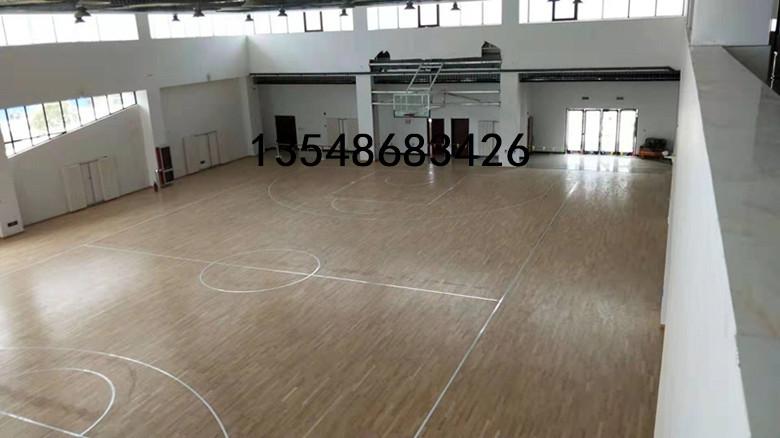 阳新县初中篮球馆木地板批发