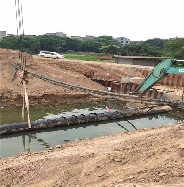 新闻:呼伦贝尔市过河管道水下安装公司-务实高效