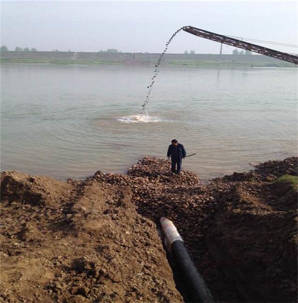 新闻:南通市铺设水下管道公司-先进设备