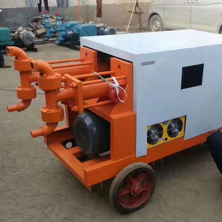 宁夏自治区中卫市双液压注浆泵