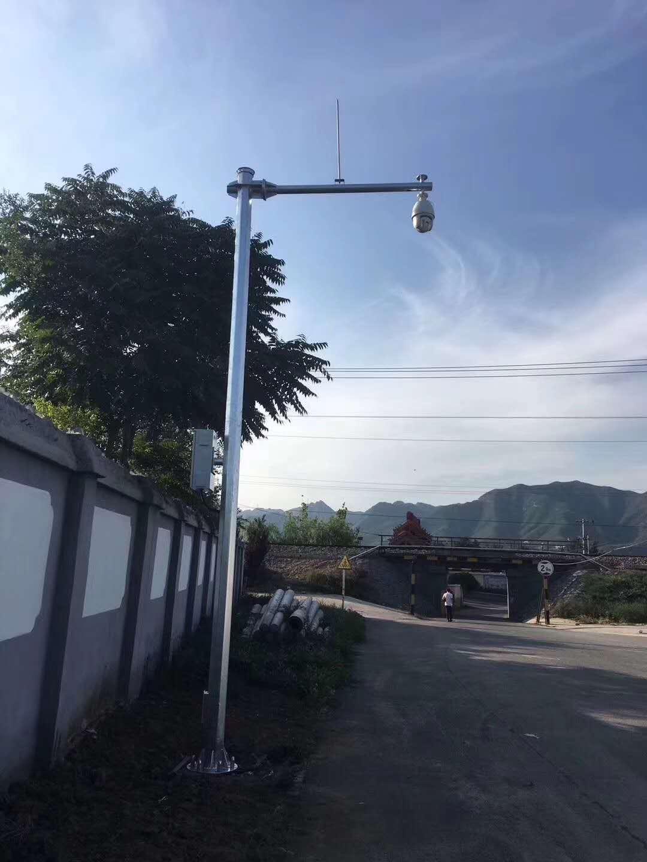吴忠市Q420B灯杆监控杆在哪买