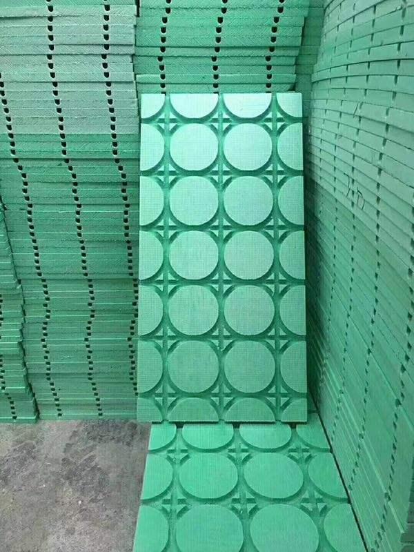 漳州地暖模块的安装图片