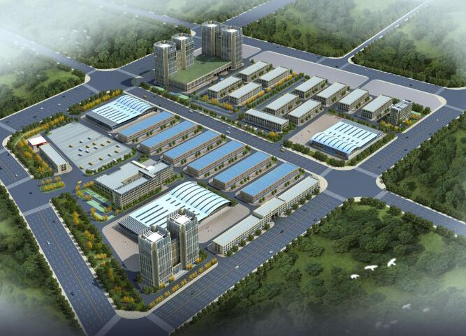 卢氏最新城区规划图