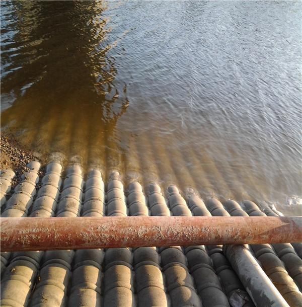 新聞:秦皇島市水下模袋混凝土單位-施工方案