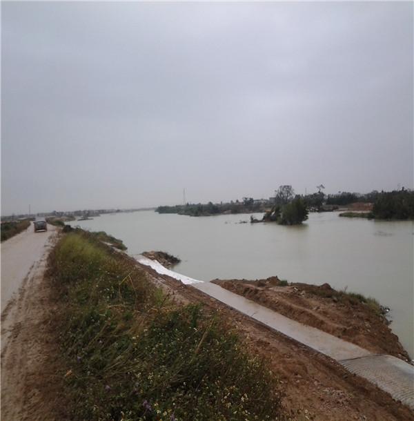 新闻:淮北市水下模袋混凝土公司-技术方案