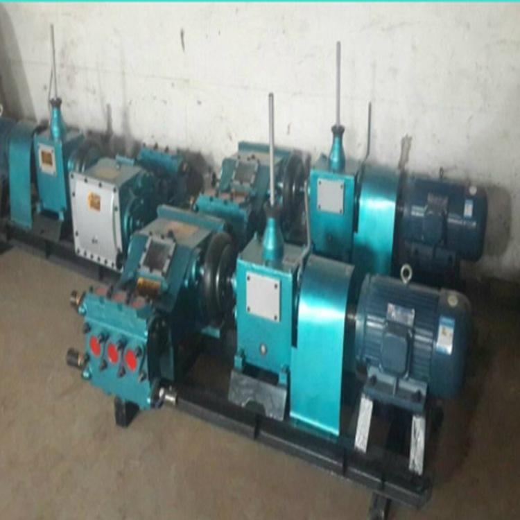 廣西梧州臥式三缸活塞式BW150注漿泵