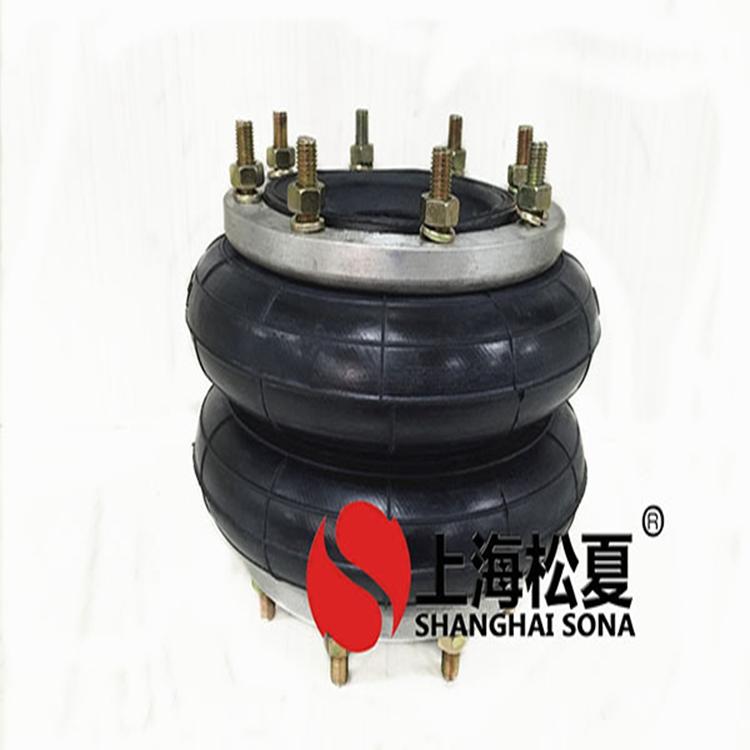 W01-358-6900空气气囊弹簧类似凡士通振动筛