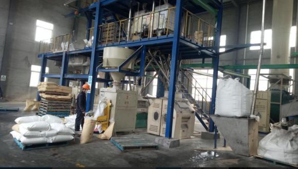 河南源盈水處理材料有限公司