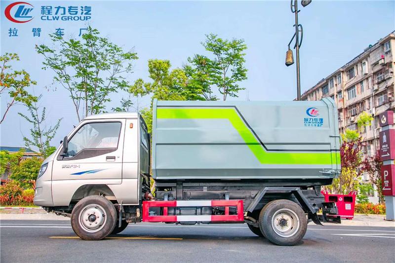 新聞:錫林郭勒盟國六垃圾車零售