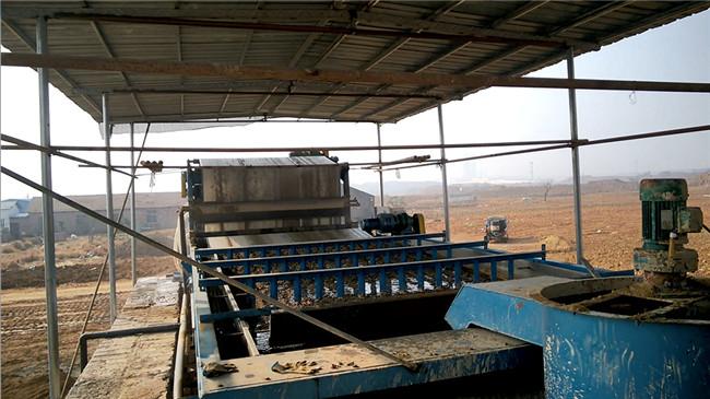 楊浦區塔城地區泥漿脫水帶式壓濾機每周回顧