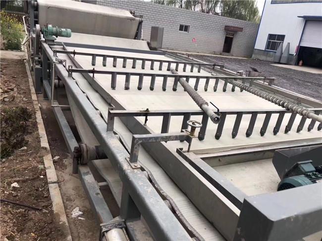 洋浦壓濾機污泥深度脫水市場報價