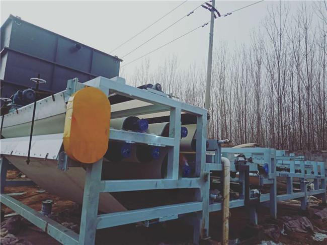 臨高縣赤峰市泥漿脫水帶式壓濾機行情價格