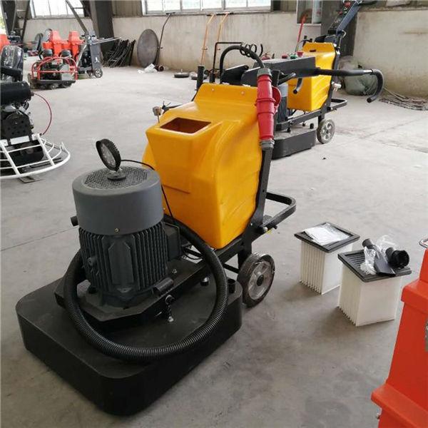 資訊:湖北仙桃手推混凝土地面打磨機