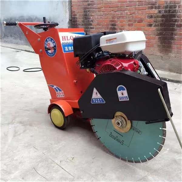 呼和浩特 沥青路面汽油切割机沥青混泥土路面切割机