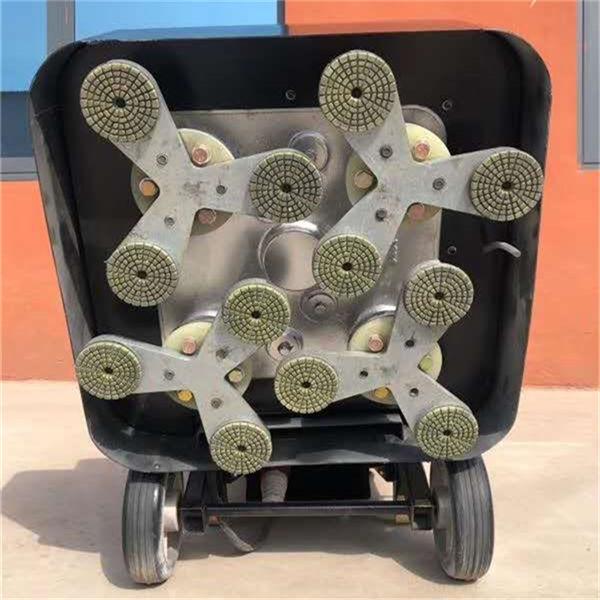 四会630硬环氧地坪打磨机