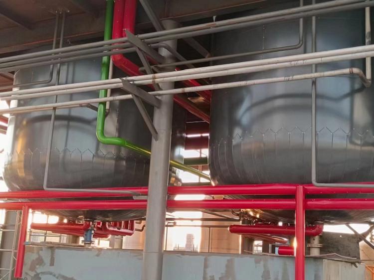 濟寧市不銹鋼保溫施工