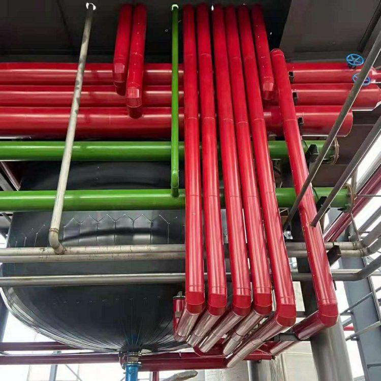 白山市專業管道保溫鋁皮安裝正確做法