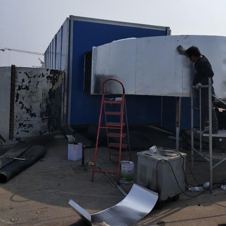 濱海新區鐵皮保溫管道保溫施工怎么做