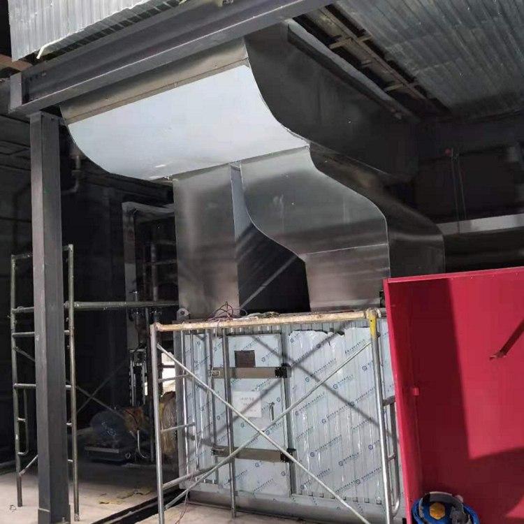 長沙市專業管道保溫施工外彎頭鈑金計算方法