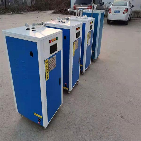 福建龍巖 混凝土T梁電加熱72kw蒸汽發生器