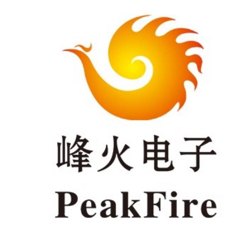广州市峰火电子科技有限公司Logo