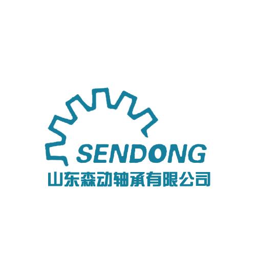 山東森動軸承Logo